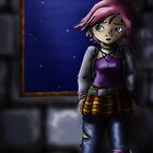 Waiting by thedustyphoenix