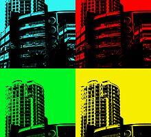 Warhol's Garage by LamartDesigns