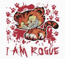 RogueTiger.com - Smirk Red (light) by roguetiger