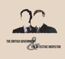 The British Government and the Detective Inspector by thefinalproblem