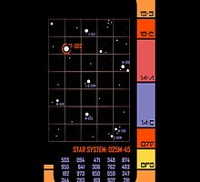 STAR SYSTEM: 025M-45 by Dominika Aniola