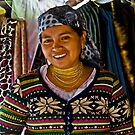 Faces of Ecuador 3 by Sue Ratcliffe