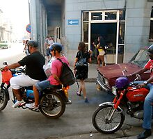 Havana Ride by Timothy State