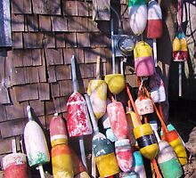 """Lobsta"" Buoys by kgarrahan"