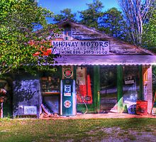 Midway Motors by Chelei