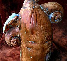 Snail Curves by Carla Wick/Jandelle Petters