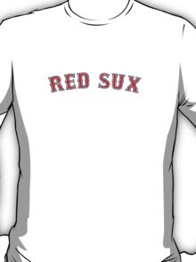 Red Sux T-Shirt