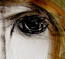 eye... empty look by banrai