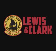 Lewis & Clark by theycutthepower
