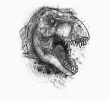 Tyrannosaurus Rex by Extreme-Fantasy