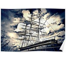 The Cutty Sark Poster