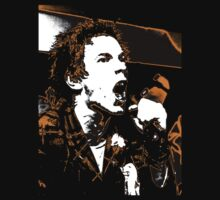 Johnny Rotten by Evangeline Parkinson
