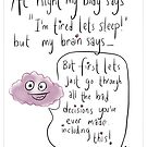 Insomnia by twisteddoodles