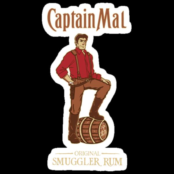 Smuggler Rum by TeeKetch