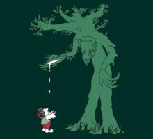 The Giving Treebeard by Jerry Bennett