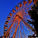 The Ferris Wheel by Stephen Burke