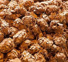 Chocolate truffles by Magdalena Warmuz-Dent