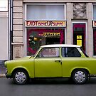 The Trabant by Ari Salmela