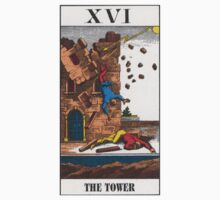 The Tower Tarot by babydollchic
