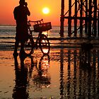 Brighton, England - The photographer by Paul Knowles