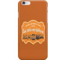 San Tablo Vee Dubbers Badge iPhone Case/Skin