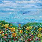 Not quite floral by Regina Valluzzi