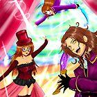 demon circus by azurezero