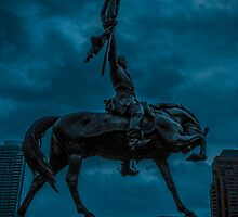 Chicago Blue Series-Victory by Damian  Christopher Photography