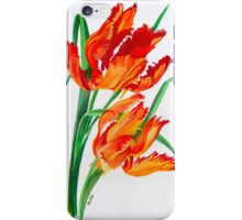 Parrot Tulips iPhone Case/Skin