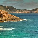 Salmon Holes, Albany, Western Australia #2 by Elaine Teague