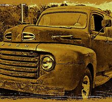 Momma's Ford  by © Bob Hall