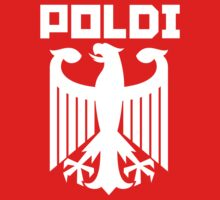 """Lukas Podolski """"Poldi"""" T-Shirt by onenil"""