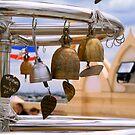 The Bells of Wat Saket I by skellyfish