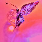 Original Galactic Butterfly by Mthrntre