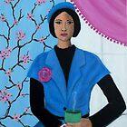 """Café La Cerise"" by Gabriella Nilsson"