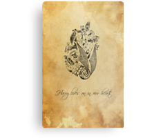 Harry Potter lives on in our hearts Metal Print