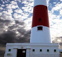 Portland Bill Lighthouse, Dorset by RachBryPhoto