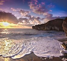 Flamborough Sunrise by ThePingedHobbit
