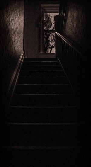 Ghost of Rigwood House by Darren Allen