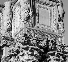 Roman Greco Pillar by Webitect