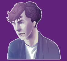 Sherlock by punkypeggy