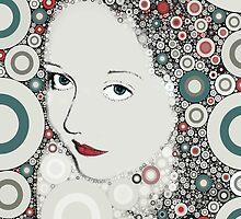 Lips Of Red by Elizabeth Burton