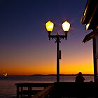 Seal Beach Pier, CA by Peter B
