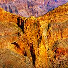 Eagle Rock - Grand Canyon by Christina Brunton