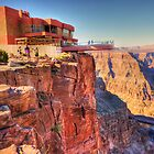 Grand Canyon Skywalk by Chris Brunton