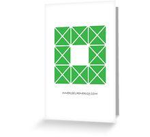 Design 8 Greeting Card