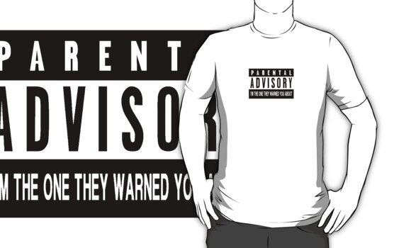 Parental Advisory by dgoring