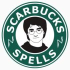 Scarbucks spells  by karlangas