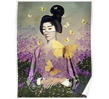 Madame Butterfly Poster