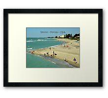 PostCard Extravaganza: Venice Framed Print